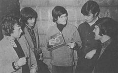 Steve Winwood, Spencer Davis, Micky Dolenz, Pete York, Muff Winwood