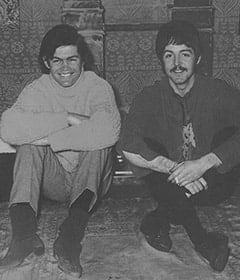 Mike Nesmith, Paul McCartney