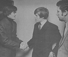 Micky Dolenz, Peter Noone, Tom Jones