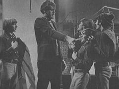 Peter Tork, Monster (Richard Kiel), Micky Dolenz, Davy Jones, Mike Nesmith