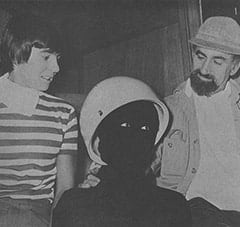 Davy Jones, Mike Nesmith, Mike Elliot