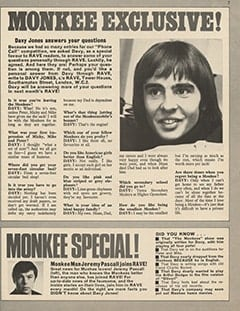 <cite>Rave</cite> (June 1967), Monkee Special, Page 07