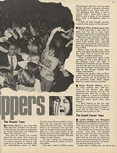 <cite>Rave</cite> (June 1967), The Worshippers, Page 15