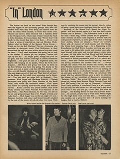 "<cite>TeenSet</cite> (June 1967), ""In"" London, Page 11"