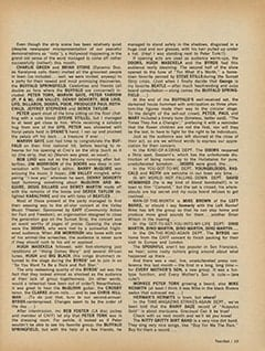 <cite>TeenSet</cite> (June 1967), Hollywood Underground, Page 19