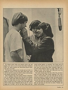 <cite>TeenSet</cite> (June 1967), Monkee See, Monkee Sing (Well, Sort Of), Page 49