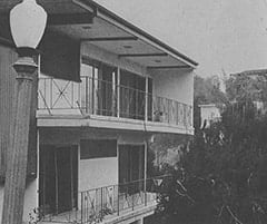 Peter's Hollywood Hills home