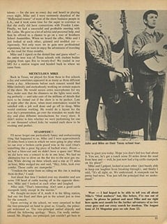 <cite>16</cite> (July 1967), My Best Friend Mike Nesmith, Page 23