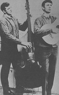 John London, Mike Nesmith
