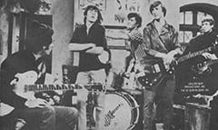 Mike Nesmith, Davy Jones, Micky Dolenz, Peter Tork, Bill Callaway