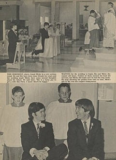 <cite>Monkee Spectacular</cite> (July 1967), C&rsquo;mon Along to a Monkee Wedding, Page 06