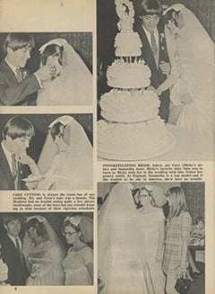 <cite>Monkee Spectacular</cite> (July 1967), C&rsquo;mon Along to a Monkee Wedding, Page 08