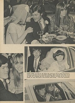 <cite>Monkee Spectacular</cite> (July 1967), C&rsquo;mon Along to a Monkee Wedding, Page 11