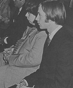 Joey Richardson, Peter Tork