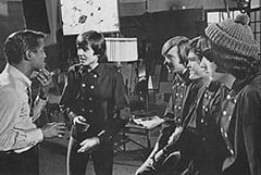 Sammy Davis Jr., Davy Jones, Peter Tork, Micky Dolenz, Mike Nesmith