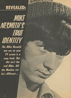 <cite>Teen Life</cite> (July 1967), Mike Nesmith&rsquo;s True Identity, Page 26