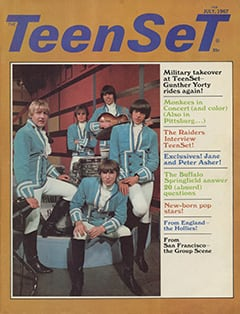 <cite>TeenSet</cite> (July 1967)