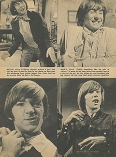 <cite>Tiger Beat</cite> (July 1967), I Visit with The Monkees (Part 8), Page 21
