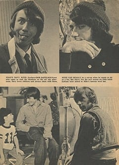 <cite>Tiger Beat</cite> (July 1967), I Visit with The Monkees (Part 8), Page 24