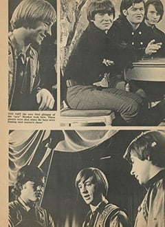 <cite>Tiger Beat</cite> (July 1967), I Visit with The Monkees (Part 8), Page 25