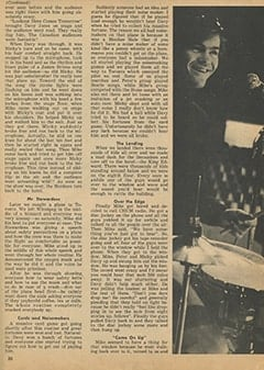 <cite>Tiger Beat</cite> (July 1967), My Life with The Monkees: That Wild Canadian Weekend, Page 30