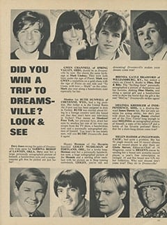<cite>16</cite> (August 1967), Dreamsville, Page 11