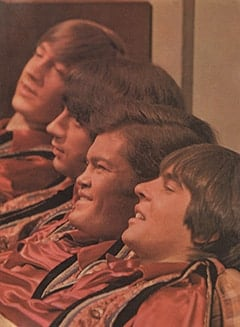 "Peter Tork, Mike Nesmith, Micky Dolenz, Davy Jones - ""Monkees Blow their Minds"""