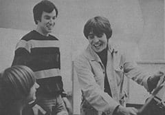 Peter Tork, Chip Douglas, Davy Jones