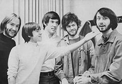 Peter Tork, Davy Jones, Chip Douglas, Micky Dolenz, Mike Nesmith