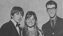 Davy Jones, Sally Field, Gary Lewis
