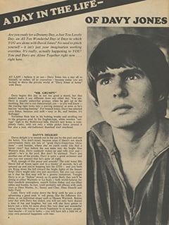 <cite>16 Spec</cite> (Fall 1967), A Day in the Life of Davy Jones, Page 04