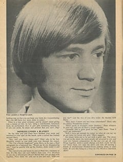 <cite>16</cite> (September 1967), Monkees &amp; Me, Page 10