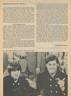 <cite>16</cite> (September 1967), Monkees &amp; Me, Page 18