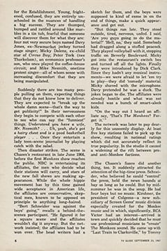 <cite>TV Guide</cite> (September 23, 1967), The Great Revolt of '67, Page 06