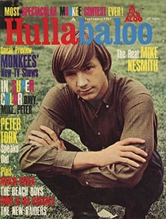 <cite>Hullabaloo</cite> (September 1967) cover