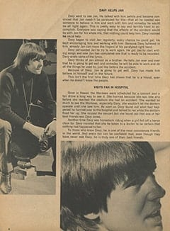 <cite>Monkee Spectacular</cite> (September 1967), Davy Jones: Everybody's Best Friend, Page 06