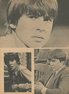 <cite>Monkee Spectacular</cite> (September 1967), Davy Jones: Everybody's Best Friend, Page 07