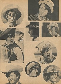 <cite>Monkee Spectacular</cite> (September 1967), Monkee Hats, Page 23