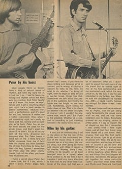 <cite>Monkee Spectacular</cite> (September 1967), Yes, Yes, Yes, The Monkees Play Their Own Instruments, Page 48