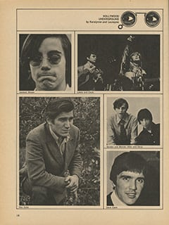 <cite>TeenSet</cite> (September 1967), Hollywood Underground, Page 18