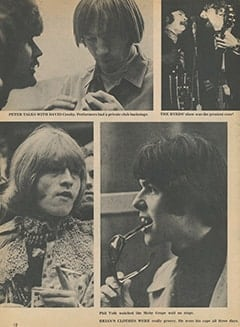 <cite>Tiger Beat</cite> (September 1967), Music, Flowers and Love: The Monterey Pop Festival, Page 12