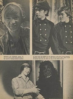<cite>Tiger Beat</cite> (September 1967), I Visit with The Monkees (Part 10), Page 21