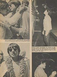<cite>Tiger Beat</cite> (September 1967), C'mon Along on a Dream Date with Davy, Page 46