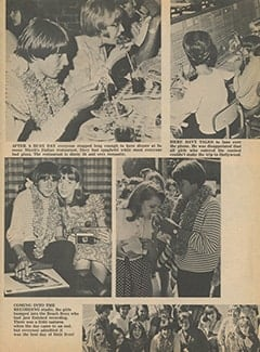 <cite>Tiger Beat</cite> (September 1967), C'mon Along on a Dream Date with Davy, Page 47