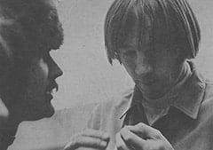 David Crosby, Peter Tork