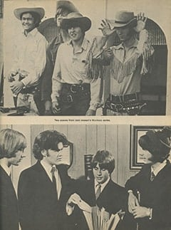 <cite>16</cite> (October 1967), Monkees & You, Page 61
