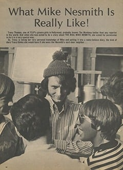<cite>Flip</cite> (October 1967), What Mike Nesmith Is Really Like, Page 28