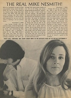 <cite>Flip</cite> (October 1967), What Mike Nesmith Is Really Like, Page 30