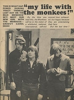 <cite>Flip</cite> (October 1967), My Life with The Monkees, Page 47