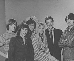 Peter Tork, Davy Jones, Micky Dolenz, Dick Van Dyke, Mike Nesmith